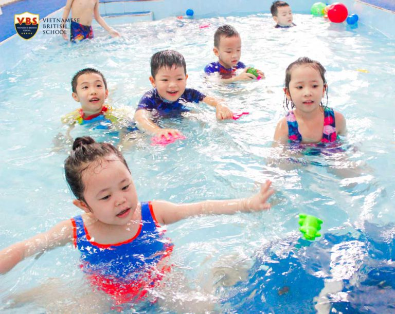 SWIMMING FOR KIDS - PURPLE2 ( VBS2)